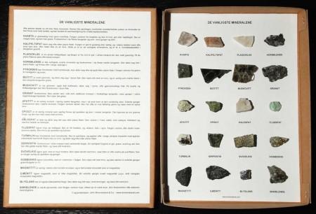 De vanligste mineralene
